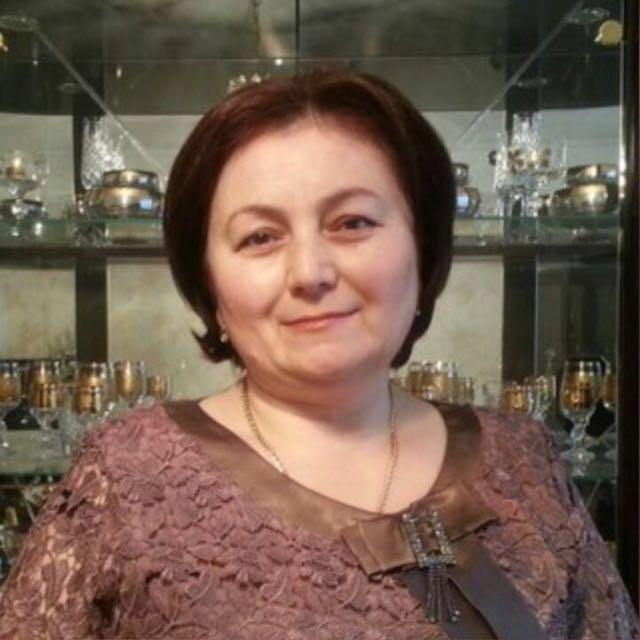 Байрамукова Лариса